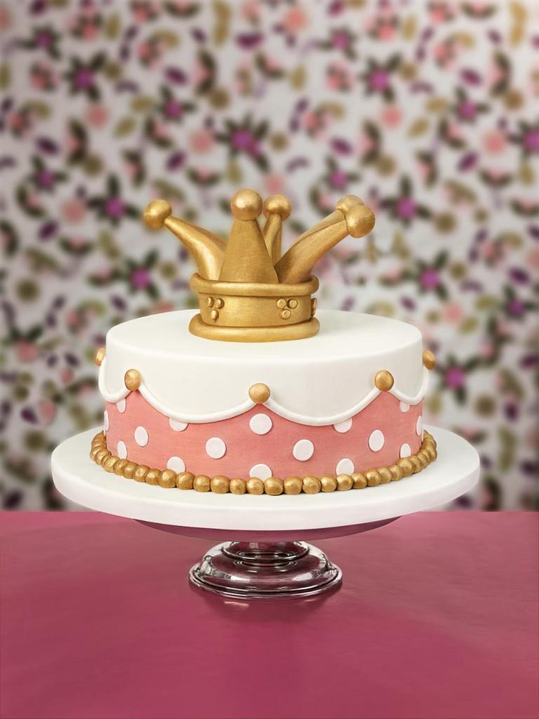 Torten für eine Prinzessin