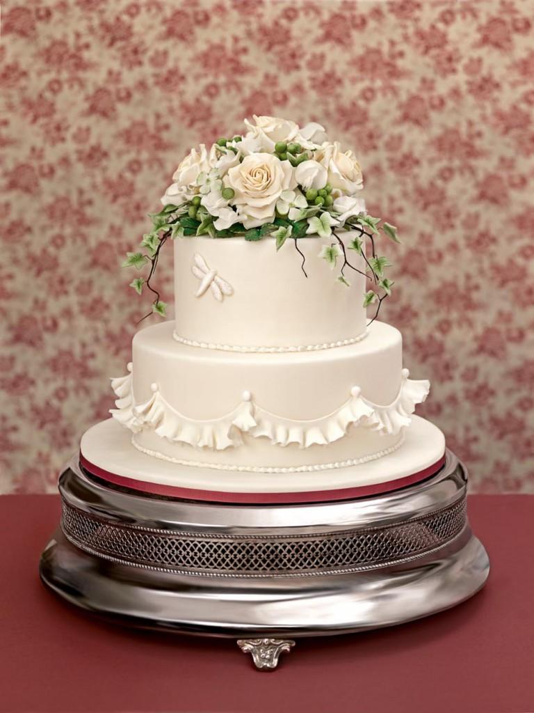 Torten für die Hochzeit